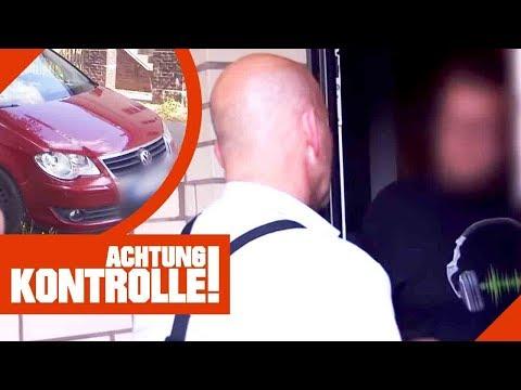 'Das ist ganz schlecht!' Schuldeneintreiber legt Auto still!   Achtung Kontrolle   Kabel Eins