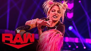 Raw women's champion asuka goes one-on-one against unpredictable alexa bliss in a non-title match. catch wwe action on network, fox, usa sony in...