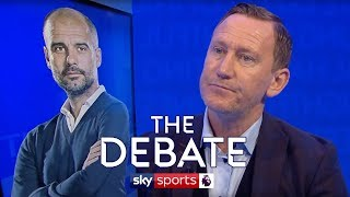 Would ANY Arsenal player get into Manchester City's line-up? | Parlour & Strachan | The Debate