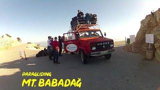 Paragliding Babadağ Ölüdeniz - S01E09