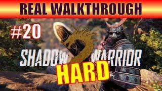 Shadow Warrior 2 Walkthrough Part 20 - Seepage Problem [1/2]