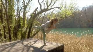 * Prana Flow Yoga in Spring *
