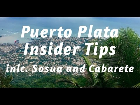 🌴Puerto Plata Travel Guide | Dominican Republic Vacation☀️