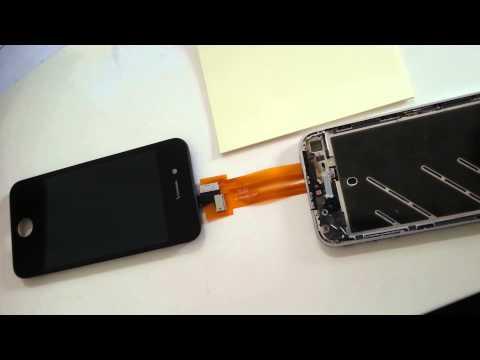 STELLATECH Repair WiKi: iphone 4 sensor flex test