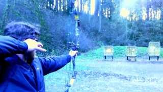 Compound Bow Practice at Washington Park