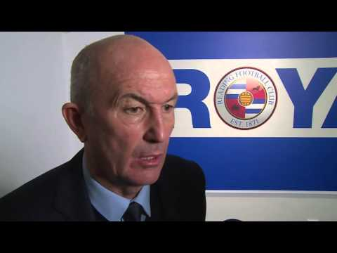 Tony Pulis reflects on Albion's FA Cup defeat at Reading