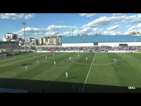 J.38 | CF FUENLABRADA 1-0 BURGOS CF. Ocasiones y goles