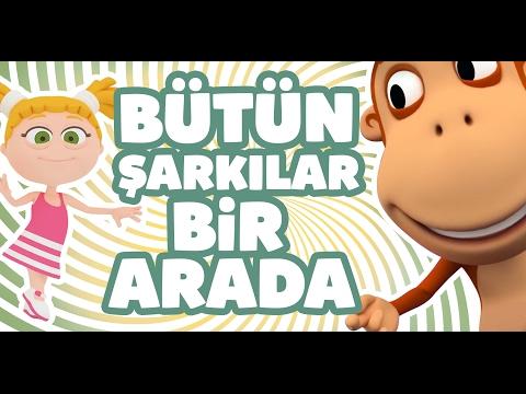 Kukuli - Tam 50 Dakika Tinky Minky Şarkıları | Çizgi Film Çocuk Şarkıları 2017