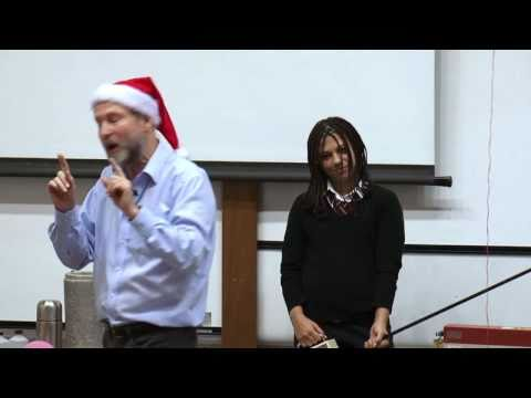 Oxford University Christmas Science Lectures - Chemistry Show
