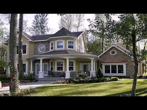 Victorian Style House Blueprints