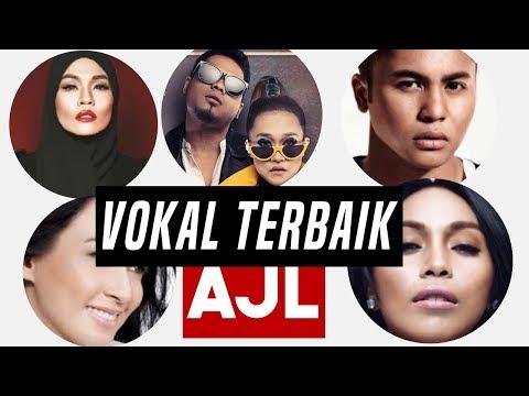 Senarai Pemenang Vokal Terbaik AJL 2002-2017