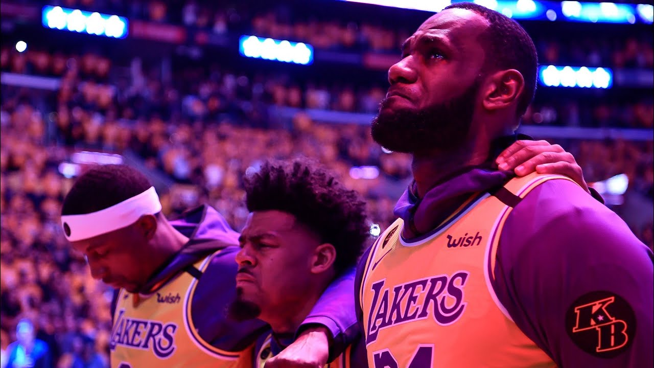 Download Mamba Out But Not Forgotten : James | Lebron James Reaction On Kobe Bryant Death | Tribute To Bryant