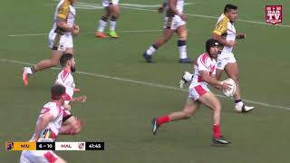 2018 Emerging Nations World Championships Cup Final Highlights - NUIE Vs Malta