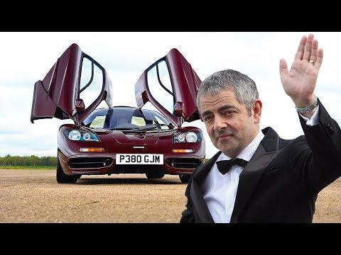 Rowan Atkinson Lifestyle ★ 2017