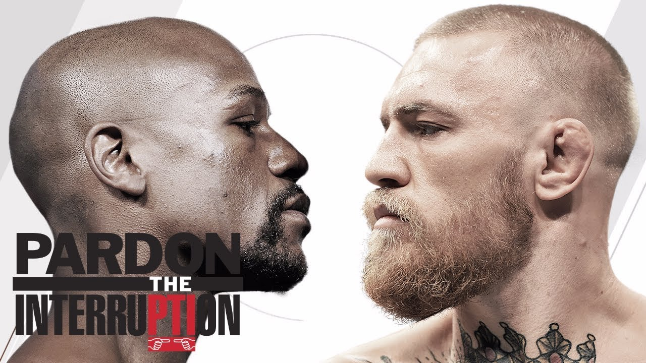 Floyd Mayweather And Conor McGregor To Wear 8-Ounce Gloves | Pardon The Interruption | ESPN