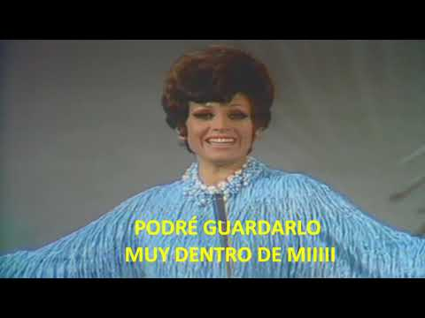 """Salomé """"Vivo cantando"""" (España - 1969). En color KARAOKE"""