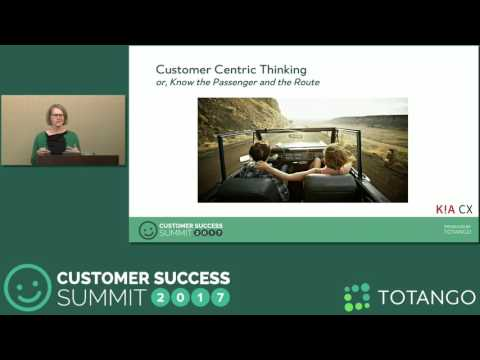 [Track 1] Transforming Eloqua into a Customer-Centric Organization - Customer Success Summit 2017