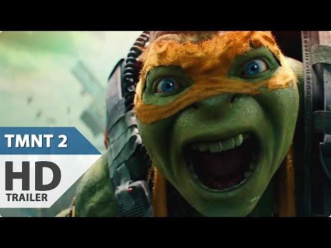 Teenage Mutant Ninja Turtles 2 Super Bowl TV Spot Trailer (2016) Megan Fox Movie HD