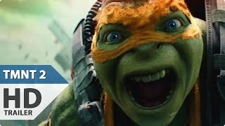 Teenage Mutant Ninja Turtles 2 Super Bowl TV Spot Trailer (2016) Megan Fox Movie HD