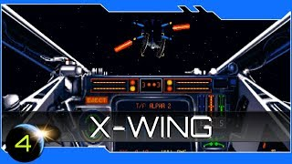 Star Wars: XWing - The Rebel Alliance Fights Back! - Space Sim - Ep4