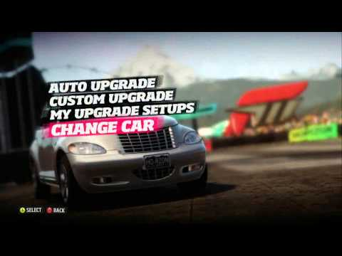 Forza Horizon ALL TRAFFIC CARS