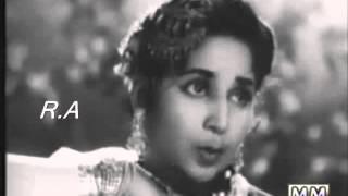 Jiya chahe karun tose pyaar film Naina 1953 Lata mangeshkar