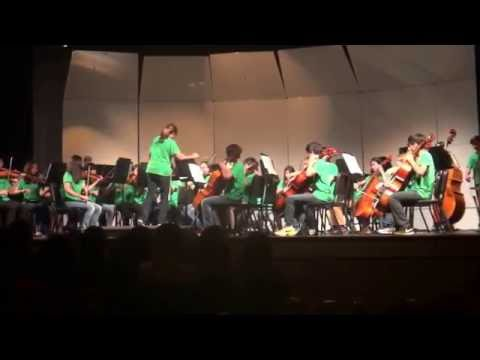 The Avengers Theme - Kilmer Middle School Orchestra