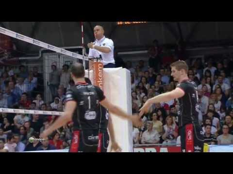 Piacenza - Trento 28.04.2013 Serie A1 final, second match