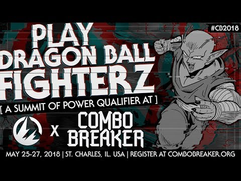 DBFZ ▷ Combo Breaker 2018 - Dragon Ball FighterZ Top 8 Finals (FULL Tournament VOD)