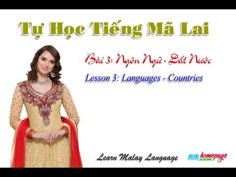 Giáo trình Complete Malay bài 3