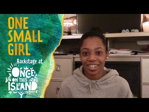 Episode 7: One Small Girl: Backstage at ONCE ON THIS ISLAND with Hailey Kilgore thumbnail