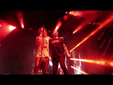 Rob Zombie and Marilyn Manson - Helter Skelter - Xfinity Theatre - Hartford, CT - August 11, 2018