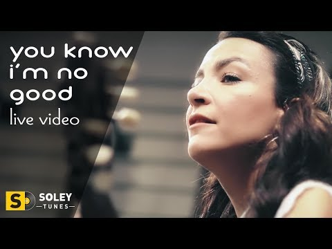 Su Soley - (You Know That) I'm No Good (Amy Winehouse Cover)
