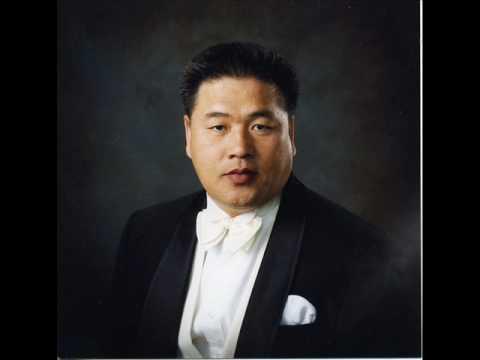 그리운 금강산 - 테너 박홍섭 -John Hong Park