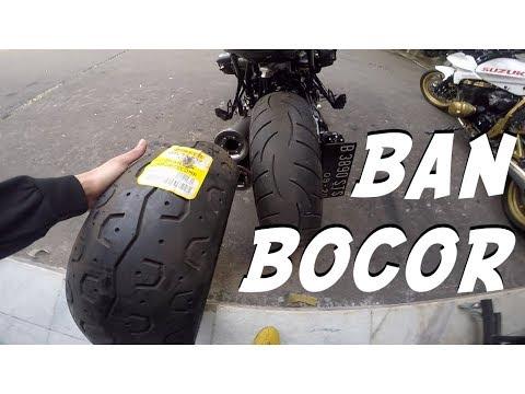 BAN BMW-nya BOCOR :( - #motovlog 259