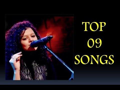 Palak Muchhal  ( BEST TOP 9 SONGS) . Jukebox  PART 1