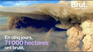 Des incendies exceptionnels ravagent la Californie