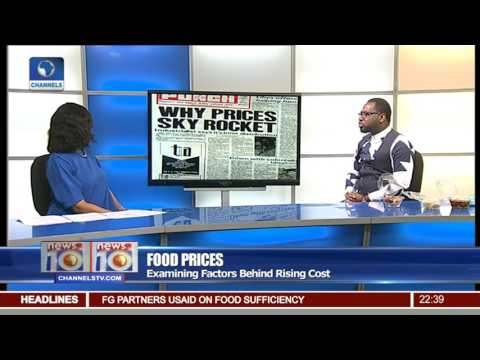 Food Prices: Examining Factors Behind Rising Cost