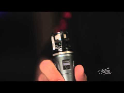 The SHURE BETA 87A Microphone at Guitar Center