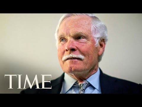 Ted Turner: Person Of The Year 1991   POY 2016   TIME