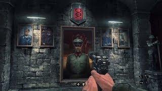 ナチスの重要人物デスヘッドの城へ突入! 『ウルフェンシュタイン:ザ ...