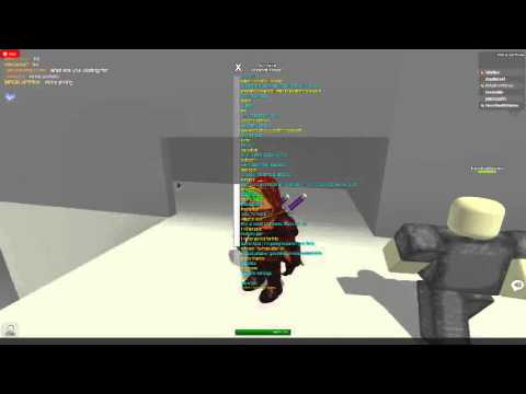 Roblox: Voice Chat! - YouTube