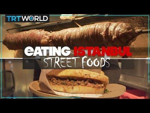 Eating Istanbul: Street foods