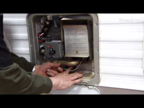 RV Tips - How To Replace The Anode Rod In Your Hot Water Heater