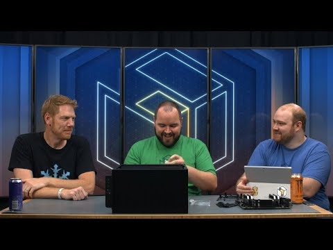 Fractal Design Define C TG / MSI X399 Gaming Pro Carbon (Livestream Archive)