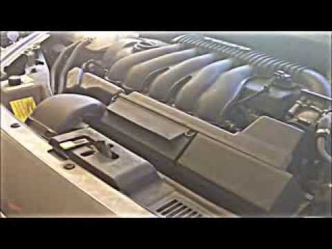 Replace Air Filter on Volvo S40, V50 2004 to 2007 - YouTube