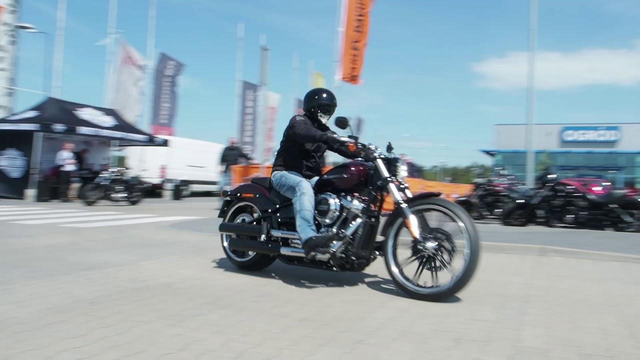 Harley-Davidson Adventure Jazda próbna Opole