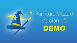 Furniture Wizard Software Demo - v.15