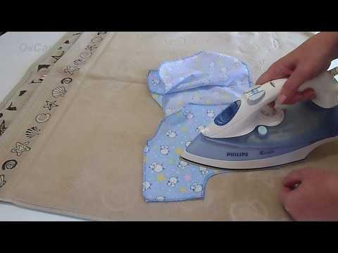Распашонка для новорожденного своими руками