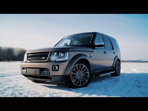 Land Rover Discovery 640 сил.Тест-драйв.Anton Avtoman.